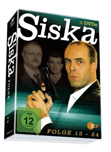 DVD - Siska (Folge 13 - 24)