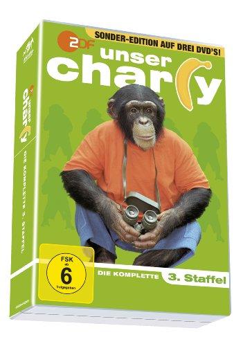 DVD - Unser Charly - Staffel 3 (Sonder-Edition)