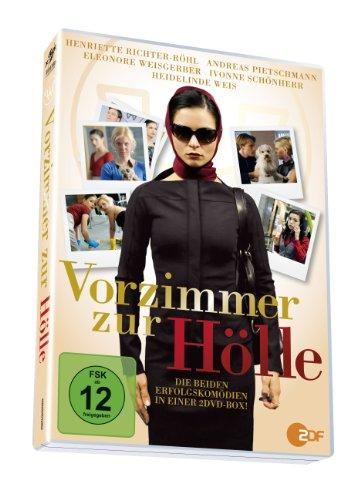 DVD - Vorzimmer zur Hölle / Vorzimmer zur Hölle - Streng geheim!
