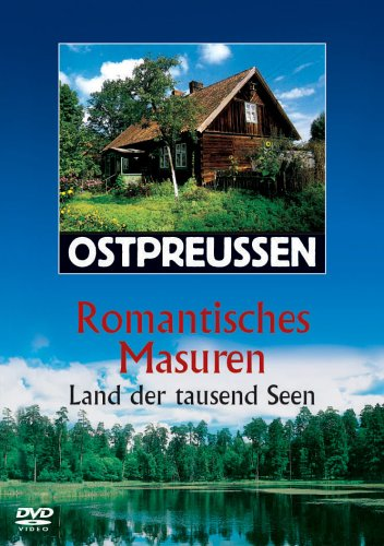 DVD - Ostpreussen - Romantisches Masuren