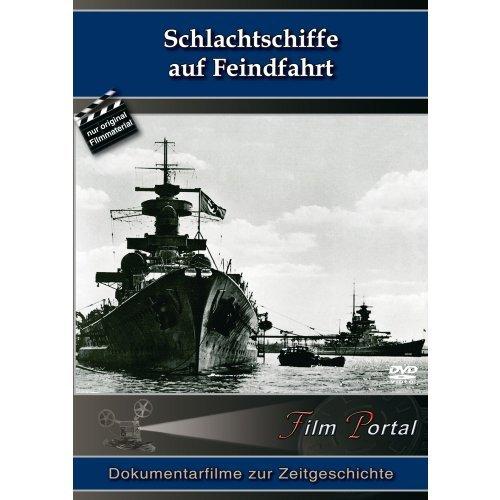 DVD - Schlachtschiffe auf Feindfahrt (Film Portal)
