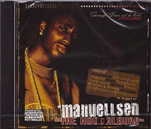 Manuellsen - The Hoodalbum