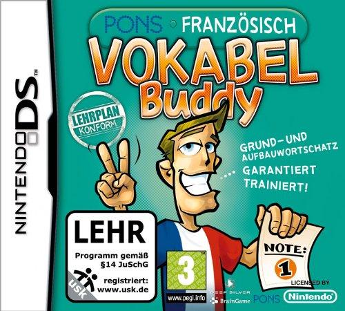Nintendo DS - PONS Französisch Vokabel Buddy