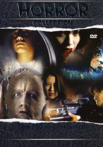DVD - Horror Collection (9 Filme DVD Box)