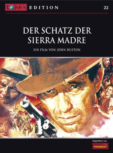 DVD - Der Schatz der Sierra Madre - FOCUS-Edition