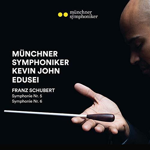Schubert , Franz - Symphonie Nr. 5 & Nr. 6 (Münchner Symphoniker, Edusei)