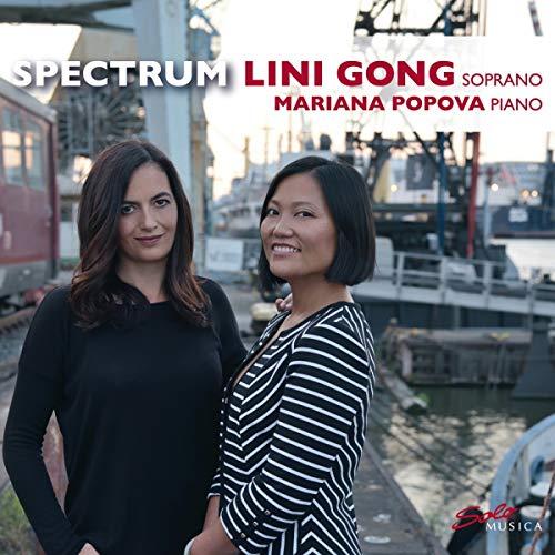 Gong , Lini & Popova , Mariana - Spectrum