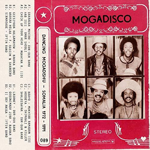 Sampler - MOGADISCO: Dancing Mogadishu - Somalia 1972-1991 (Vinyl)