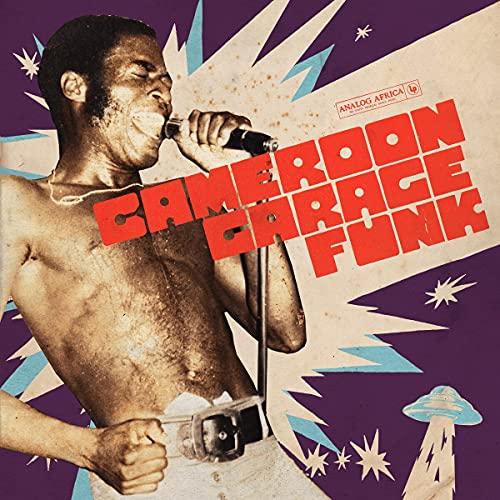 Various - Cameroon Garage Funk