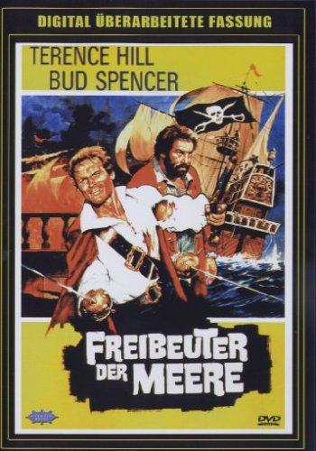 DVD - Freibeuter der Meere (Remastered)