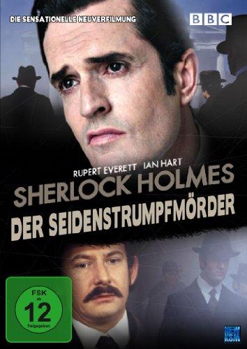 DVD - Sherlock Holmes - Der Seidenstrumpfmörder