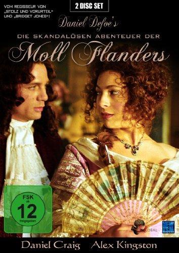DVD - Die skandalösen Abenteuer der Moll Flanders