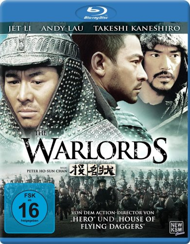 Blu-ray - The Warlords