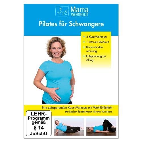 DVD - MamaWorkout - Pilates für Schwangere