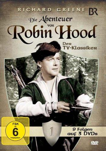 - Die Abenteuer von Robin Hood - Box 1 [3 DVDs]