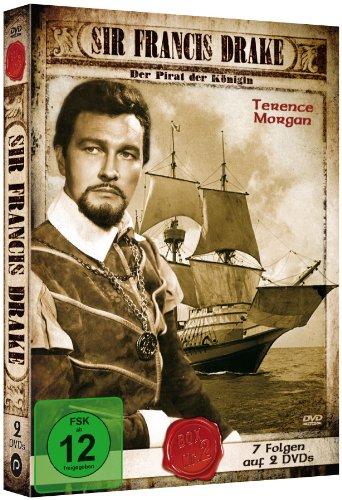 DVD - Sir Francis Drake Vol. 2