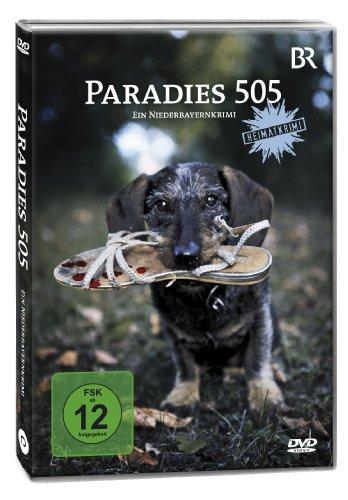 DVD - Paradies 505 (Heimatkrimi)