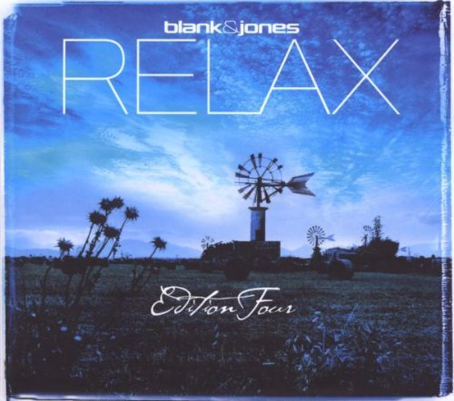 Blank & Jones - Relax Edition Four (Deluxe Hardcover Box Edition)