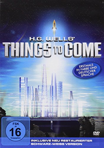 DVD - Things to come (Remastered)
