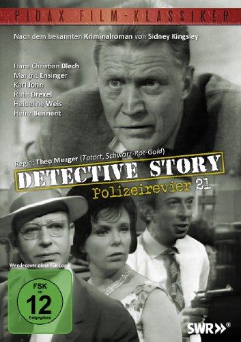 DVD - Detective Story - Polizeirevier 21 (PIDAX Film-Klassiker)