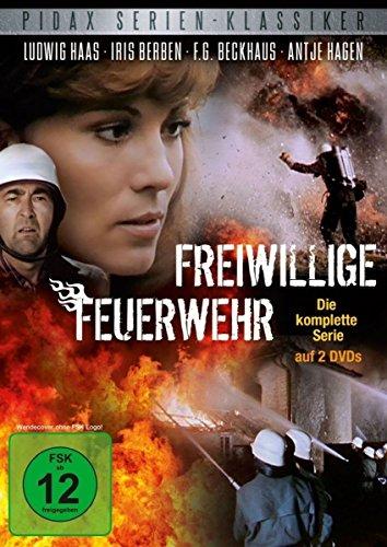 DVD - Freiwillige Feuerwehr - Die komplette Serie (Pidax Serien -Klassiker)