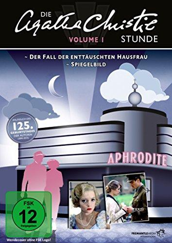 DVD - Die Agatha Christie Stunde 1 (Der Fall der enttäuschten Hausfrau / Spiegelbild)