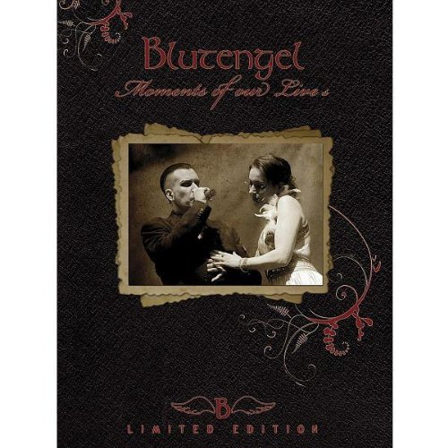 Blutengel - Moments Of Our Live s (2DVD 1CD Box Set) (LimitedEdition)