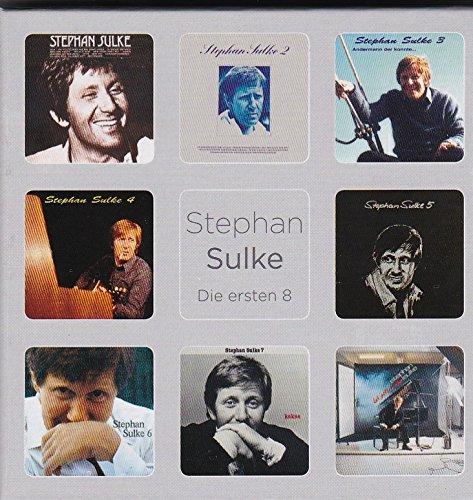 Sulke , Stephan - Die ersten 8 (Stephan Sulke, 2, 3 Anderman der konnte, 4, 5, 6, 7 Kekse, 8 Liebe gibts im Kino)