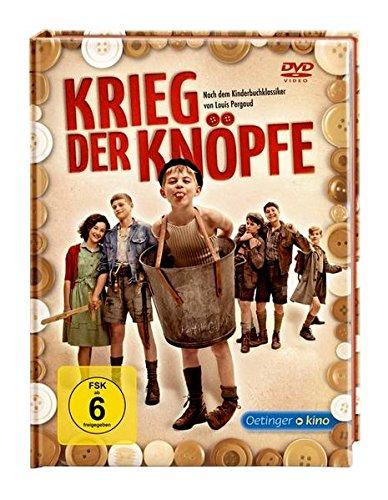DVD - Krieg der Knöpfe