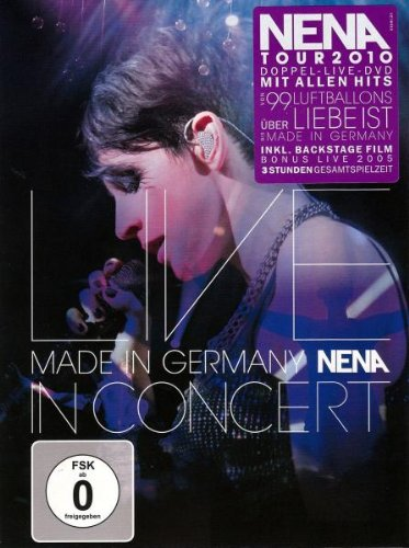 - Nena - Made in Germany: Live in Concert [2 DVDs]