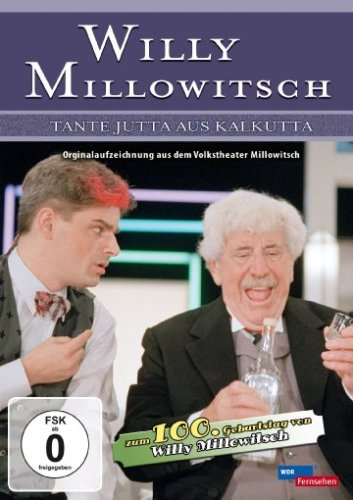 DVD - Willy Millowitsch - Tante Jutta aus Kalkutta