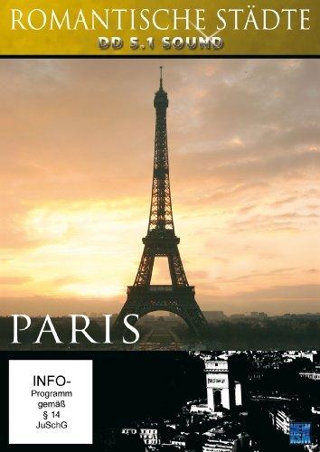 DVD - Romantische Städte - Paris
