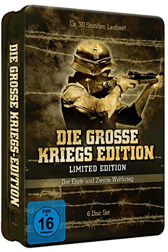 DVD - Die Grosse Kriegs-Edition (Limited Edition)