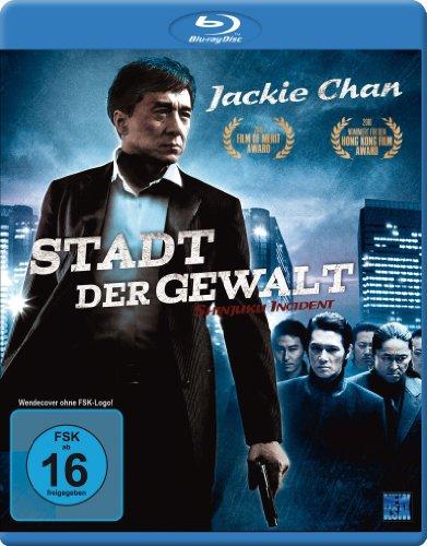 - Jackie Chan - Stadt der Gewalt - Shinjuku Incident [Blu-ray]