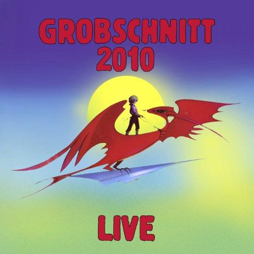 Grobschnitt - 2010 Live (rotes Vinyl /180 Gramm Edition) [Vinyl LP]