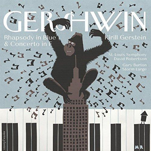 Gershwin , George - Rhapsody in Blue/Concerto in F