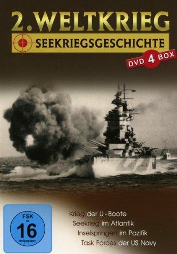 DVD - 2. Weltkrieg - Seekriegsgeschichte