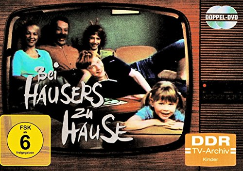 DVD - Bei Hausers zu Hause (DDR TV-Archiv) (Limited Edition)