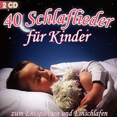 Sampler - 40 Schlaflieder für Kinder (zum Entspannen und Einschlafen)