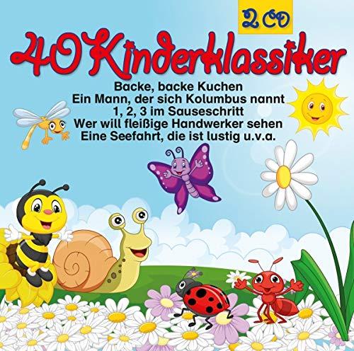 Kiddys Corner Band - 40 Kinderklassiker