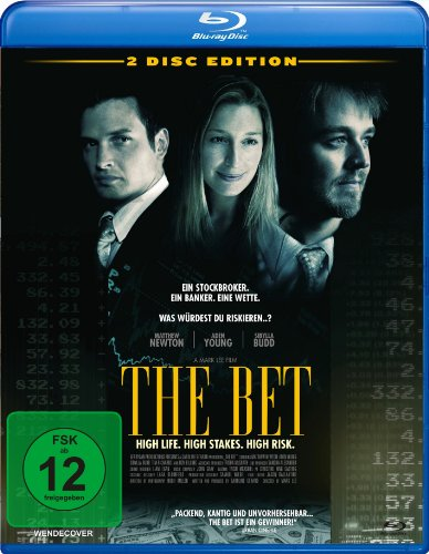 Blu-ray - The Bet (2 Disc Edition)