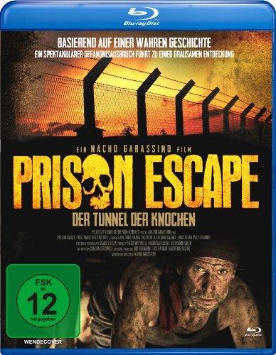 Blu-ray - Prison Escape - Der Tunnel der Knochen