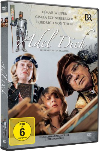 DVD - Adel Dich