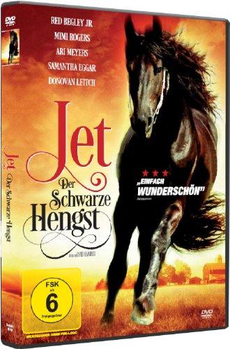 DVD - Jet - Der schwarze Hengst