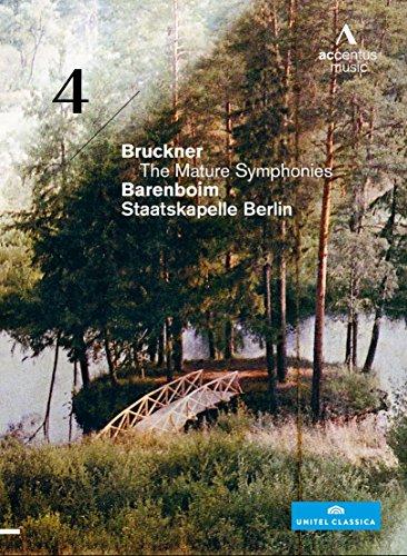 Barenboim , Daniel & Staatskapelle Berlin - Bruckner: Symphony No. 4 (The Mature Symphonies)