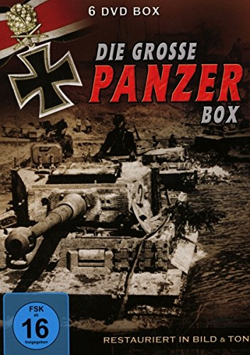 DVD - Die grosse Panzer Box [6 DVDs]