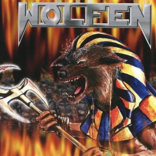 Wolfen - Humanity...Sold Out / Don't Thrust the White