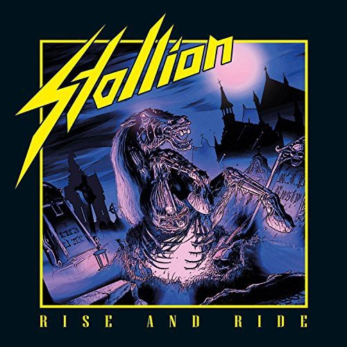 Stallion - Rise And Ride  (CD DVD)