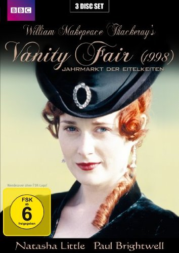 - Vanity Fair - Jahrmarkt der Eitelkeiten (1998) (New Edition) [3 DVDs]