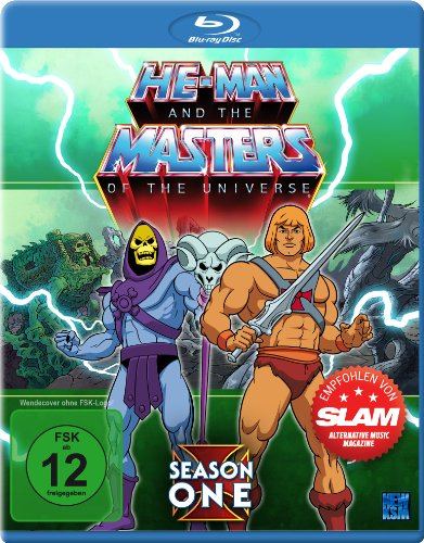 Blu-ray - He-Man and the Masters of the Universe - Staffel 1